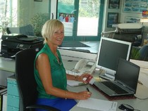 Geschäftsführerin Corvette Malburg